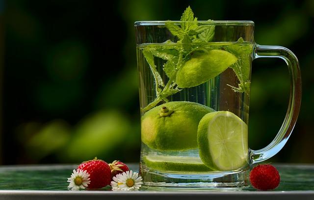 napój oczyszczający