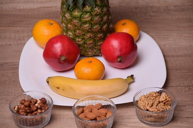 Owoce i orzechy