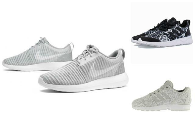 Nike Roshe Run czy Adidas ZX Flux? Które buty lepsze na siłownię i fitness?
