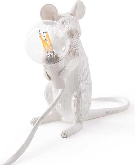 Designerska lampka