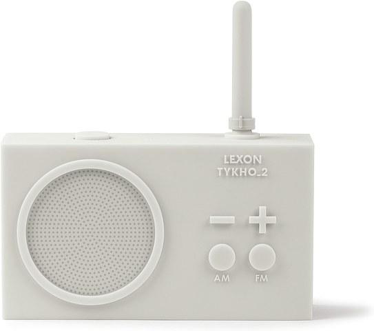Gumowe radio