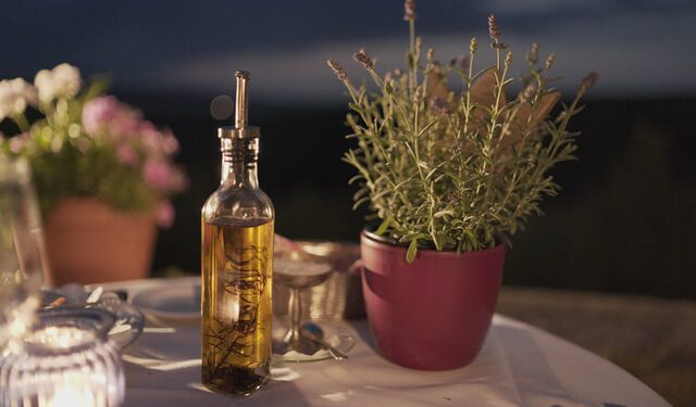 Naturalny olej